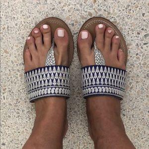 Anthropologie Summer Sandals